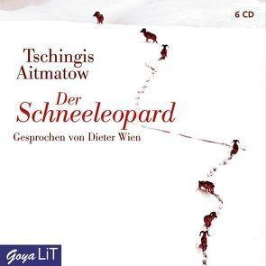 Der Schneeleopard von Aitmatow,  Tschingis, Wien,  Dieter