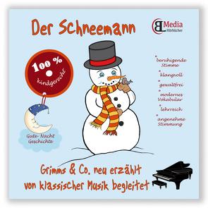 Der Schneemann Märchenlern- und Bastelbuch von Lebsuch,  Bianka