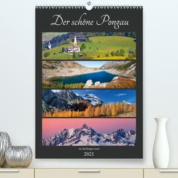 Der schöne Pongau (Premium, hochwertiger DIN A2 Wandkalender 2021, Kunstdruck in Hochglanz) von Kramer,  Christa
