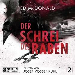 Der Schrei des Raben von McDonald,  Ed, Ruggero,  Leò, Vossenkuhl,  Josef