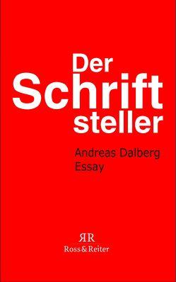 Der Schriftsteller von Dalberg,  Andreas