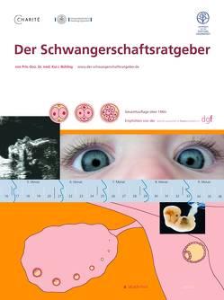 Der Schwangerschaftsratgeber von Bühling,  Kai J