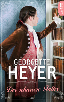 Der schwarze Falter von Heyer,  Georgette, Lux,  Hanna