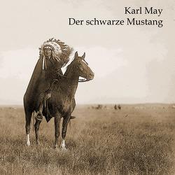 Der schwarze Mustang von Gabor,  Karlheinz, May,  Karl