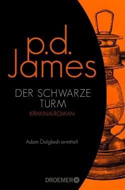 Der schwarze Turm von James,  P. D.