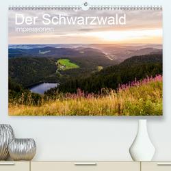 Der Schwarzwald Impressionen (Premium, hochwertiger DIN A2 Wandkalender 2020, Kunstdruck in Hochglanz) von Dieterich,  Werner