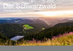Der Schwarzwald Impressionen (Tischkalender 2019 DIN A5 quer) von Dieterich,  Werner