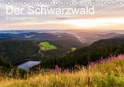 Der Schwarzwald Impressionen (Tischkalender 2020 DIN A5 quer) von Dieterich,  Werner