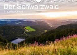 Der Schwarzwald Impressionen (Wandkalender 2019 DIN A4 quer) von Dieterich,  Werner