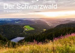 Der Schwarzwald Impressionen (Wandkalender 2020 DIN A2 quer) von Dieterich,  Werner