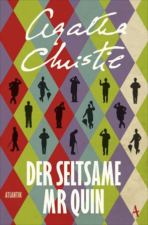 Der seltsame Mr Quin von Christie,  Agatha