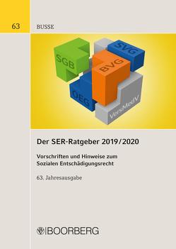 Der SER-Ratgeber 2019/2020 von Busse,  Sven