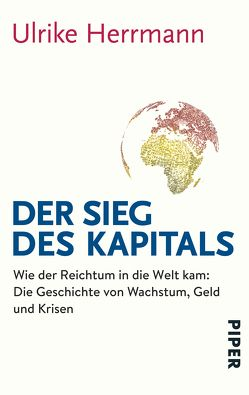Der Sieg des Kapitals von Herrmann,  Ulrike