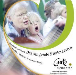 Der singende Kindergarten von Adamek,  Karl