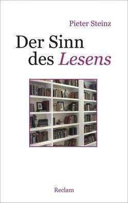 Der Sinn des Lesens von Busse,  Gerd, Steinz,  Pieter, van der Heijden,  A. F. Th.