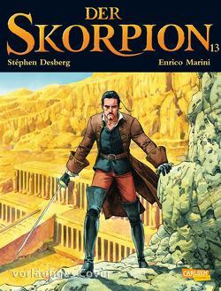 Der Skorpion 13: Skorpion 13 von Critone,  Luigi, Desberg,  Stephen, Sachse,  Harald