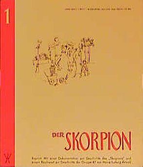 Der Skorpion von Arnold,  Heinz L, Richter,  Hans W