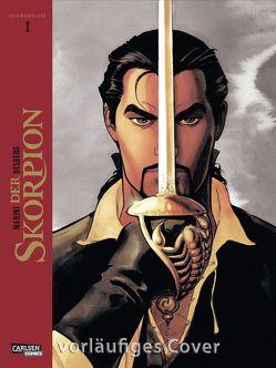 Der Skorpion Gesamtausgabe 1: Der Skorpion Gesamtausgabe 1 von Marini,  Enrico, Sachse,  Harald