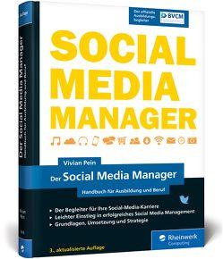 Der Social Media Manager von Pein,  Vivian
