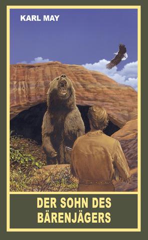 Der Sohn des Bärenjägers von May,  Karl