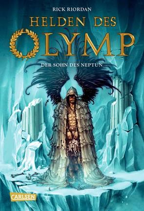 Helden des Olymp 2: Der Sohn des Neptun von Haefs,  Gabriele, Riordan,  Rick