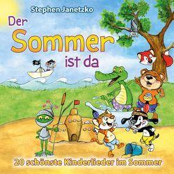 Der Sommer ist da von Janetzko,  Stephen
