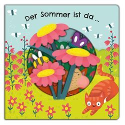 Der Sommer ist da … von Passchier,  Anne