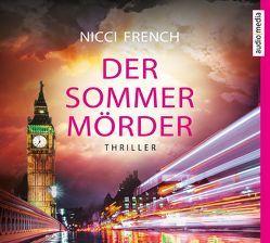 Der Sommermörder von French,  Nicci, Moosmüller,  Birgit, Schwittau,  Sandra