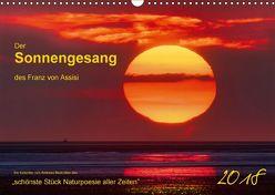 Der Sonnengesang des Franz von Assisi (Wandkalender 2018 DIN A3 quer) von Beck,  Andreas
