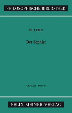 Der Sophist von Apelt,  Otto, Platon, Wiehl,  Reiner