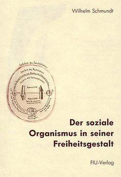 Der soziale Organismus in seiner Freiheitsgestalt von Schmundt,  Wilhelm
