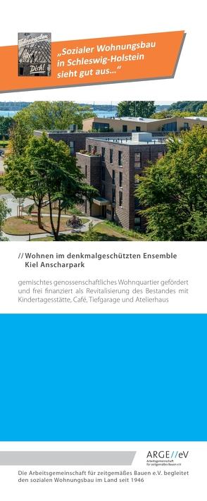 Der soziale Wohnungsbau in Schleswig-Holstein – 2019 von Holz,  Astrid, Walberg,  Dietmar