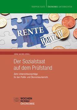 Der Sozialstaat auf dem Prüfstand (incl. CD) von Jacobs,  Heinz