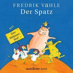 Der Spatz von Vahle,  Fredrik