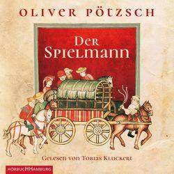 Der Spielmann (Faustus-Serie 1) von Kluckert,  Tobias, Pötzsch,  Oliver