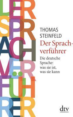 Der Sprachverführer von Steinfeld,  Thomas