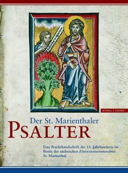 Der St. Marienthaler Psalter von Engelhart,  Helmut