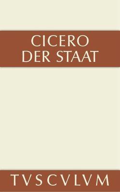 Der Staat von Büchner,  Karl, Cicero,  Marcus Tullius