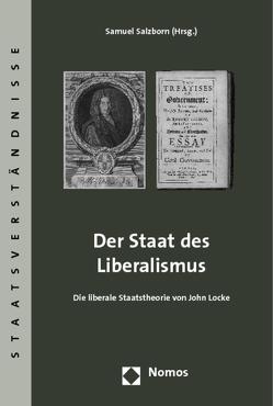 Der Staat des Liberalismus von Salzborn,  Samuel