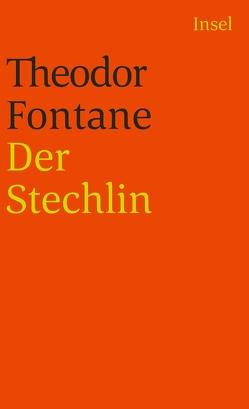 Der Stechlin von Fontane,  Theodor, Müller-Seidel,  Walter