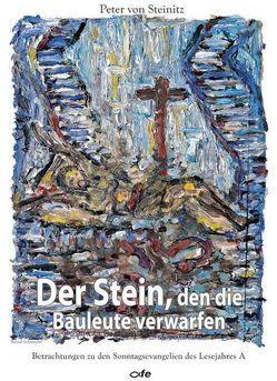 Der Stein, den die Bauleute verwarfen von von Steinitz,  Peter