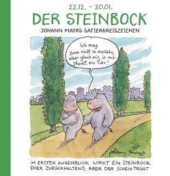 Der Steinbock von Korsch Verlag, Mayr,  Johann