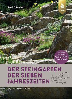 Der Steingarten der sieben Jahreszeiten von Foerster,  Karl