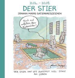 Der Stier von Korsch Verlag, Mayr,  Johann