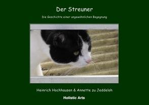 Der Streuner von Annette zu Jeddeloh,  Heinrich Hochhausen (Fotograf), Hochhausen,  Heinrich