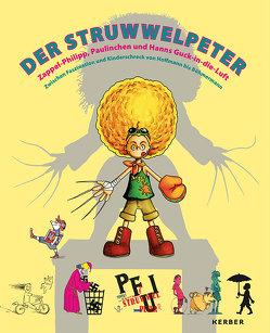 Der Struwwelpeter von Schmitz,  Linda, Vogt,  Christine, Zekorn-von Bebenburg,  Beate