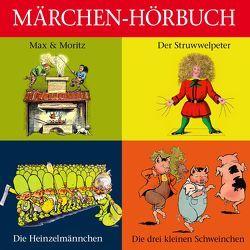 Der Struwwelpeter. Max & Moritz von ZYX Music GmbH & Co. KG