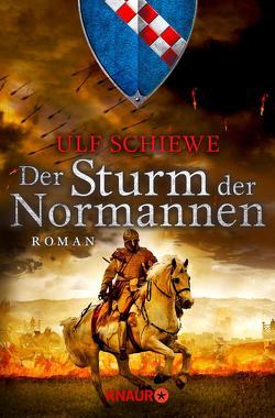 Der Sturm der Normannen von Schiewe,  Ulf