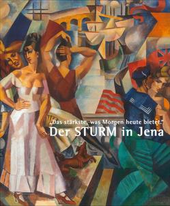 Der Sturm in Jena von Stephan,  Erik