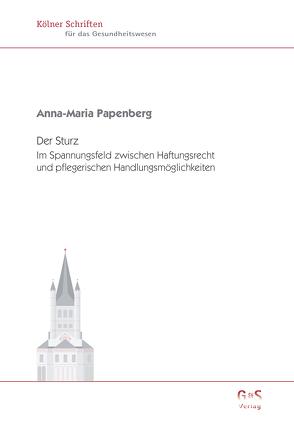 Der Sturz von Papenberg,  Anna-Maria